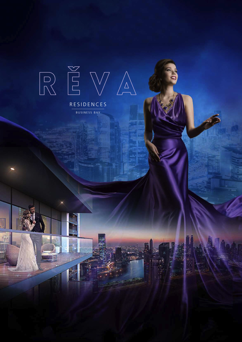 LUXURY 1BR | Reva Residence-Business Bay