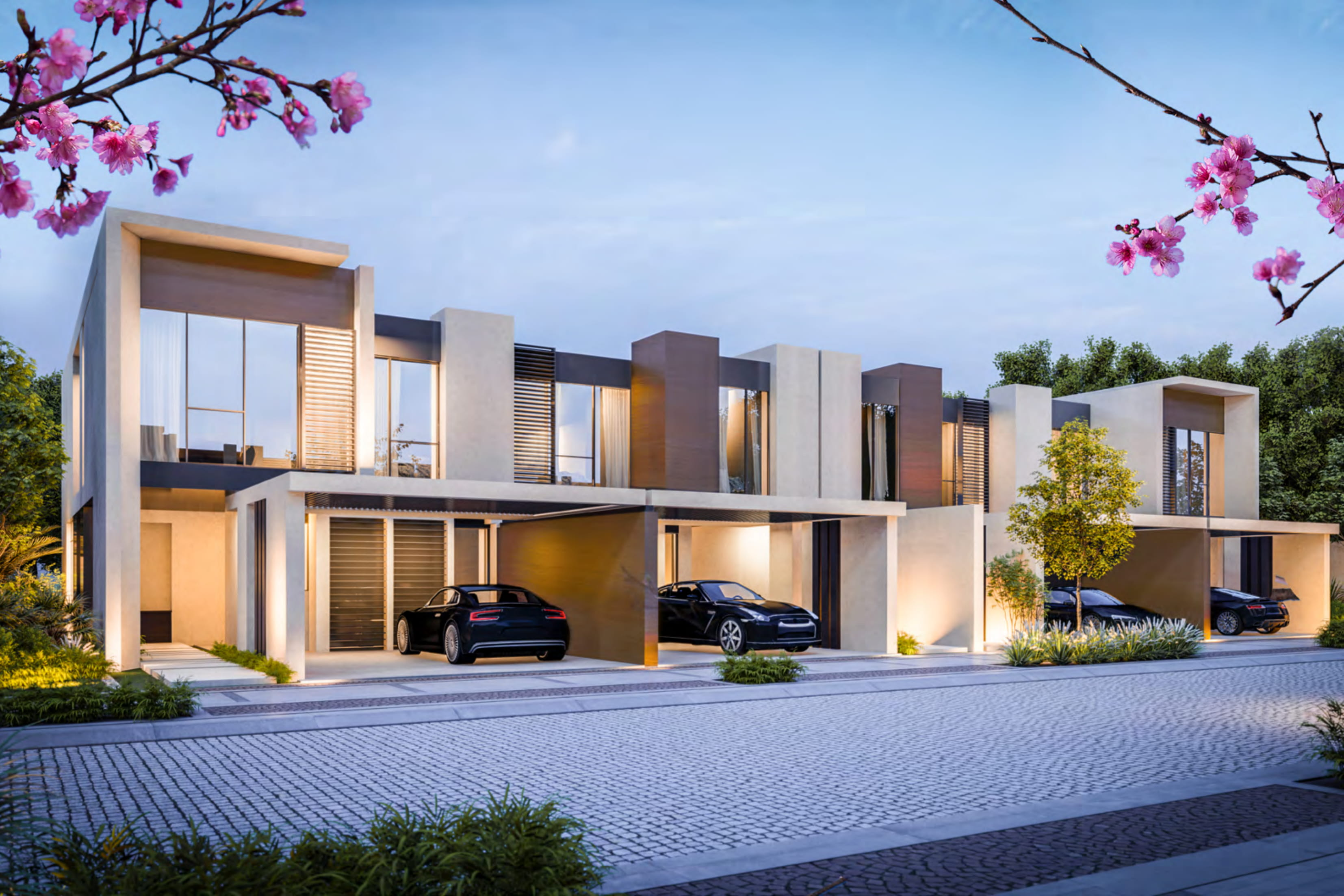 Attractive payment plan | luxury townhouse