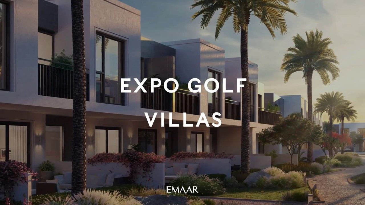 Expo 2020  pay 5% on booking   3 BR Villa